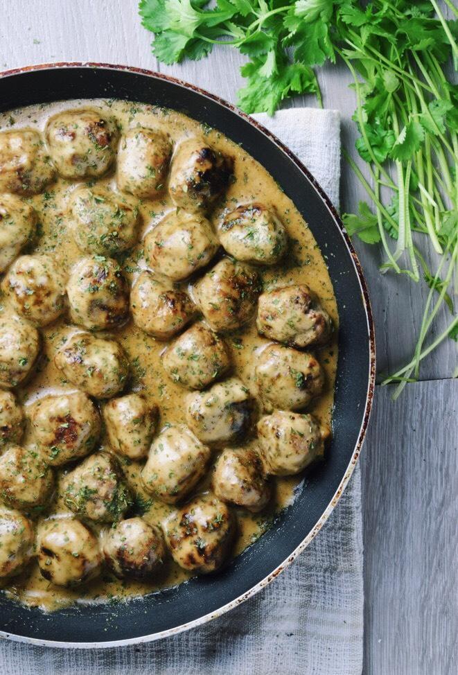 Mouthwatering Swedish Meatballs Recipe – (SvenskaKöttbullar)